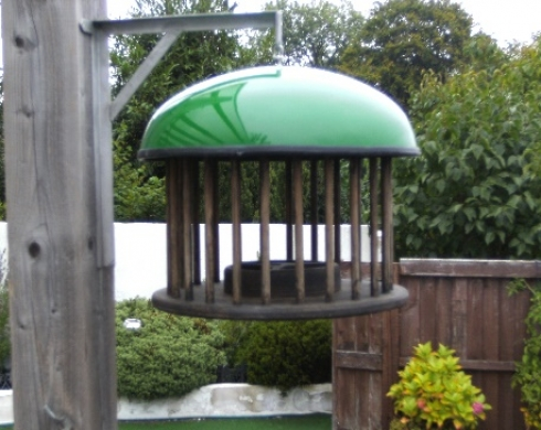 PAVILION BIRD FEEDERS